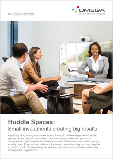 Omega Huddle Spaces whitepaper