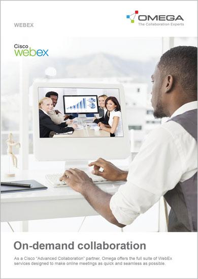 Omega WebEx whitepaper