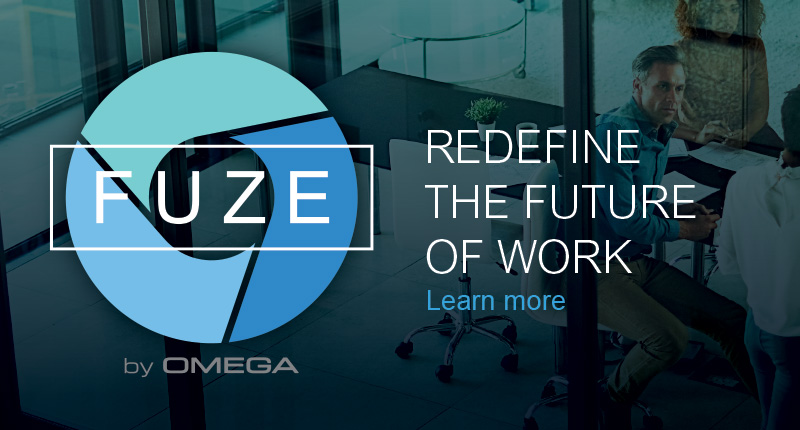 Omega FUZE - Redefine Collaboration