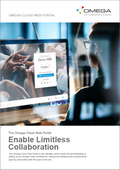 Omega Cloud Web Portal whitepaper
